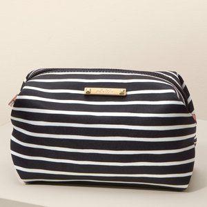 Stella & Dot Striped Pouf - New In Packaging